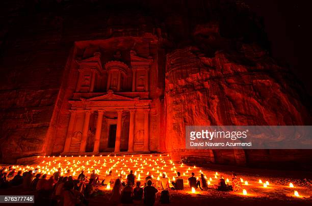 The Treasure. Petra.