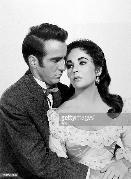 The tree of life EdwardDmytryk Raintree County with Montgomery Clift, Elizabeth Taylor, 1957