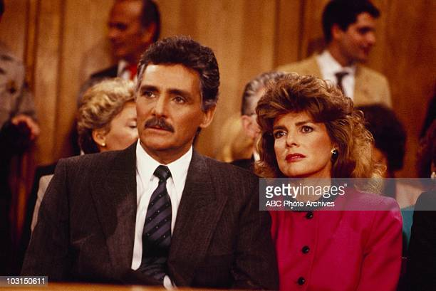 THE COLBYS The Trial Airdate February 20 1986 DAVID