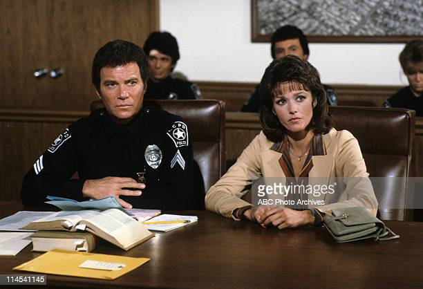 TJ HOOKER The Trial Airdate November 19 1983 LOCKLEAR