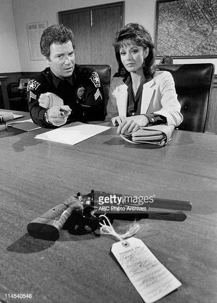 TJ HOOKER The Trial Airdate November 19 1983 KASDORF
