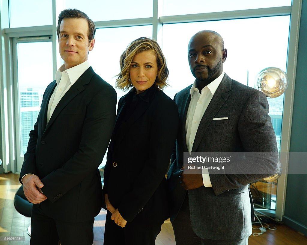 "ABC's ""The Catch"" - Season One : News Photo"