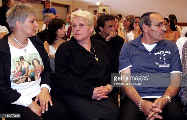 The trial of David Hotyat accused of killing five family members Flactif in April 2003 and four alleged accomplices opened Monday morning before the...