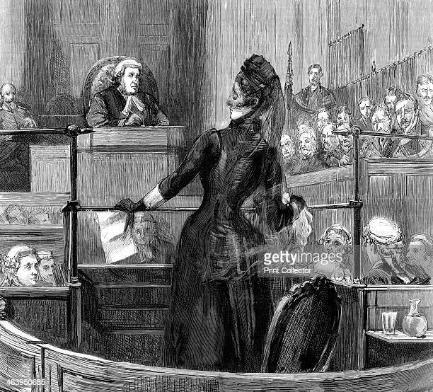 The trial of Mrs Maybrick at Liverpool 1889 Florence Maybrick was an American citizen accused of poisoning her British husband James Maybrick a...