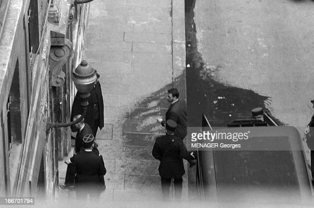 The Trial Of The Barricades Paris 17 novembre 1960 Pour la durée du procès par un tribunal militaire Pierre LAGAILLARDE l'un des instigateurs de la...