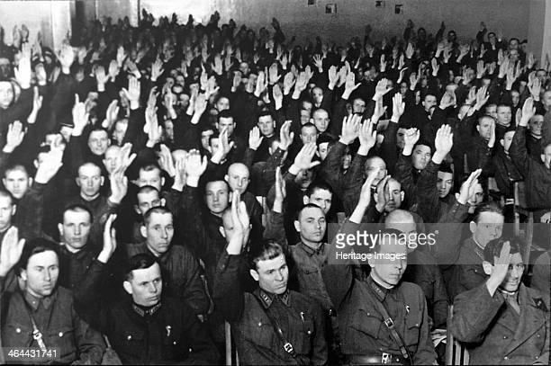 The Trial of the TwentyOne Moscow USSR 1938 The Trial of the TwentyOne was the last of a series of show trials of prominent Bolsheviks during...