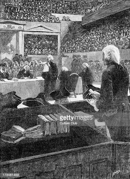 The trial of Warren Hastings 1788 1795 for crimes committed while in India was acquitted First Governorgeneral of British India 6 December 1732 22...