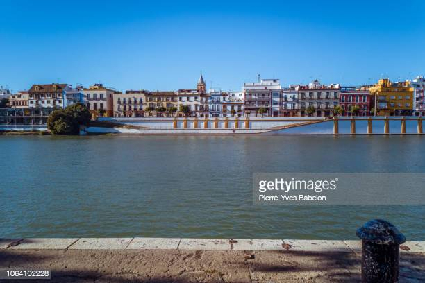 The Triana area of Seville