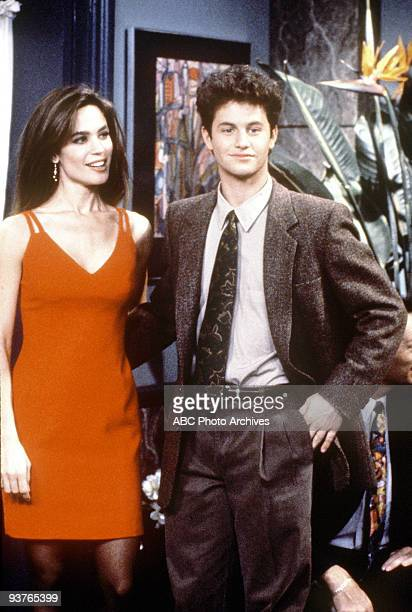 PAINS The Triangle Season Five 1/30/90 Mike fell in love with his leading lady Kate MacDonald The two actors were married in real life in 1991