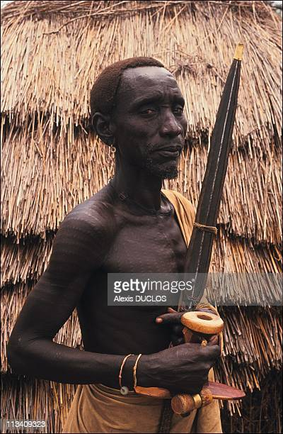 The Tribes Toposas In Southern Sudan On April 24Th1991