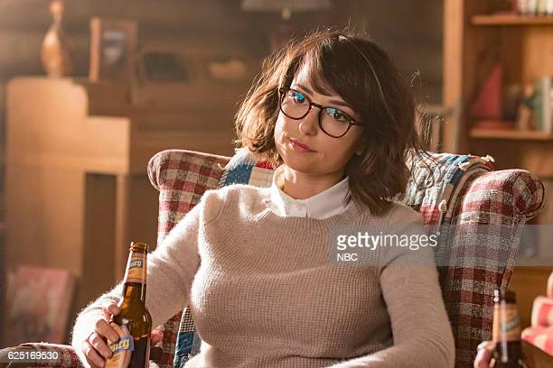 US The Trip Episode 109 Pictured Milana Vayntrub as Sloane