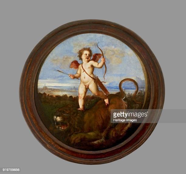 The Triumph of Love circa 1545 Artist Titian