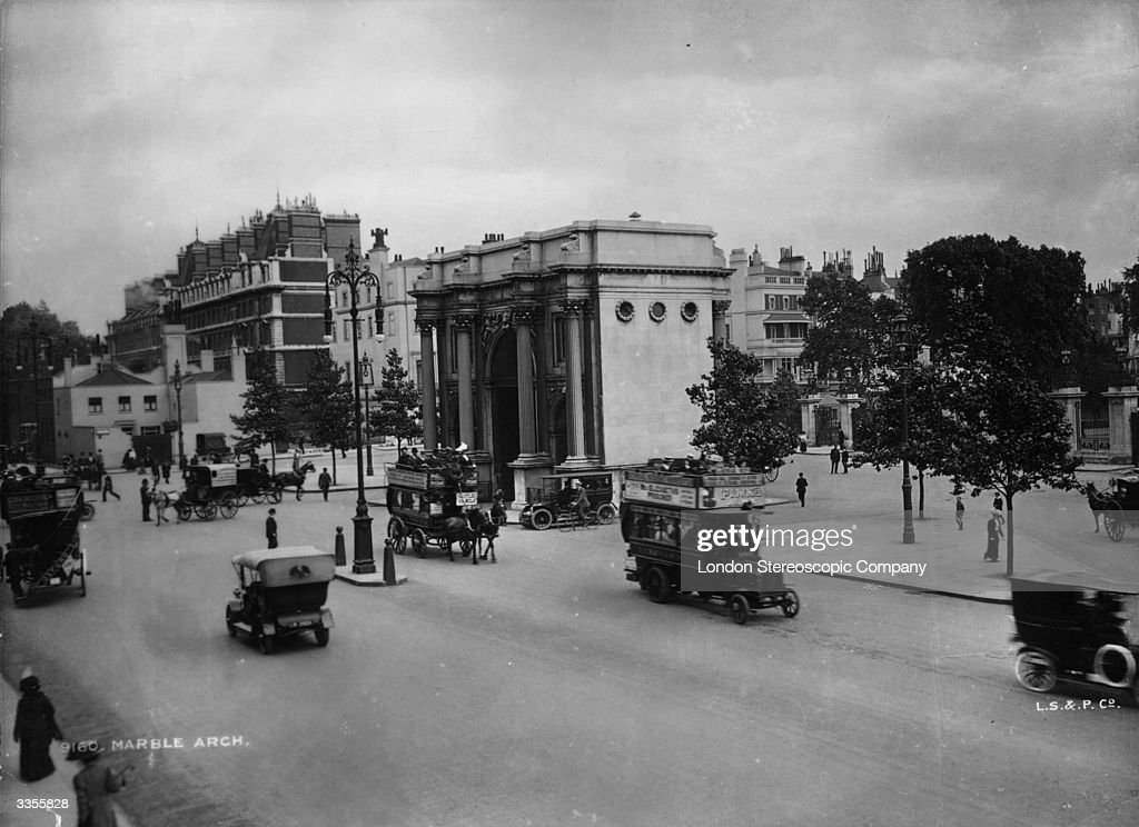 Marble Arch Pictures Getty Images
