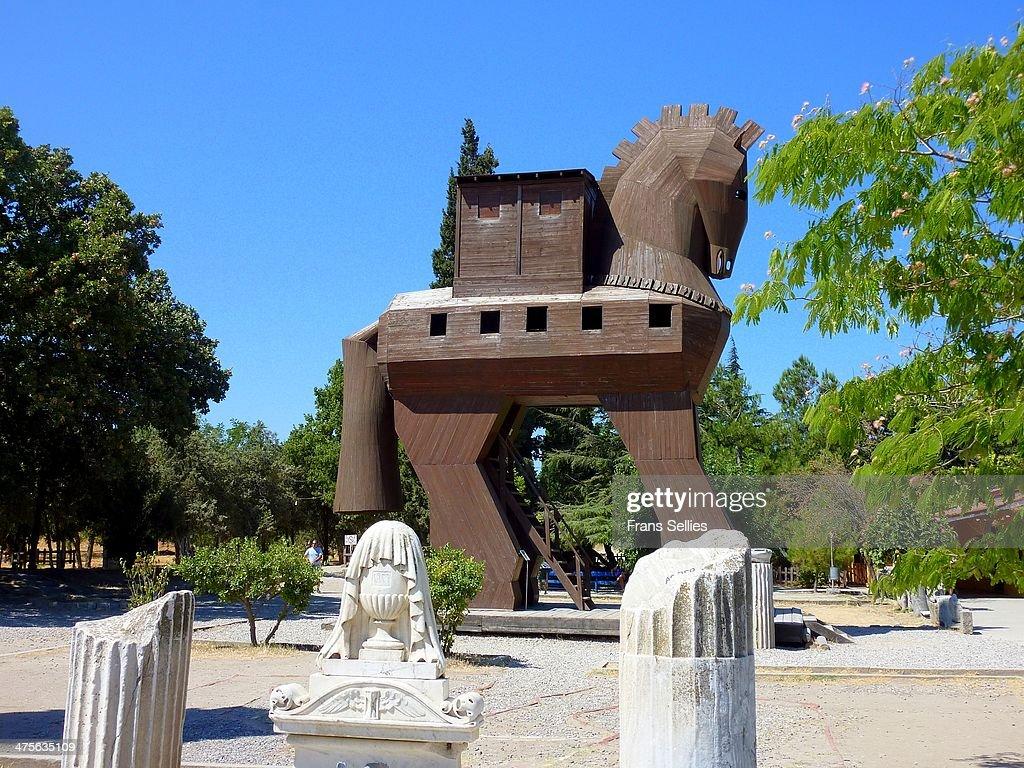 The Trojan horse : Nieuwsfoto's