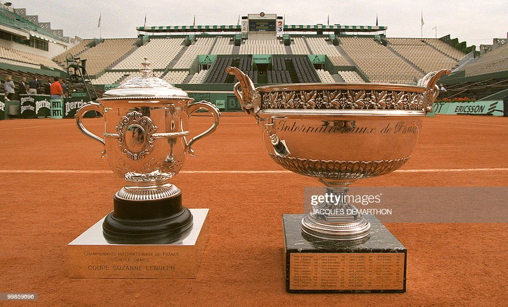 Image result for french open women's singles trophy name