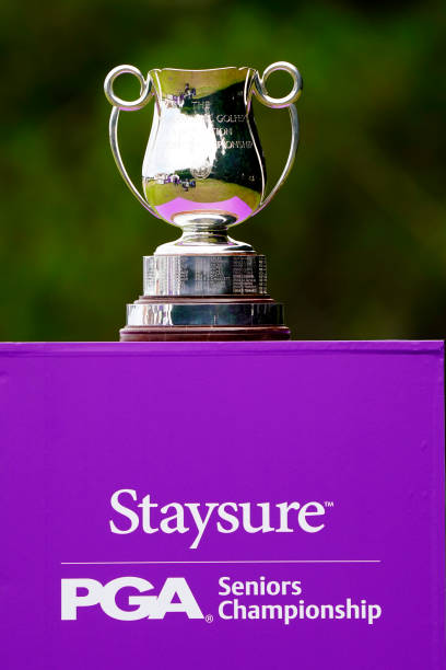 GBR: Staysure PGA Seniors Championship - Day Four