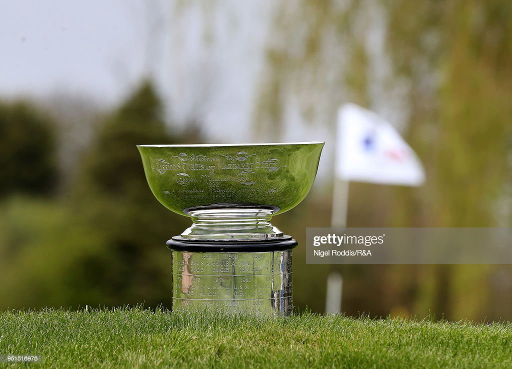 Curtis Cup Announcement