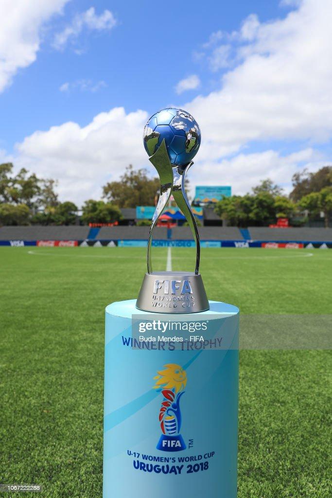 URY: Spain v Mexico - FIFA U-17 Women's World Cup Uruguay 2018 Final