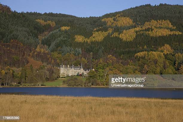 The Trossachs Hotel Loch Venachar Trossachs Stirling Scotland United Kingdom