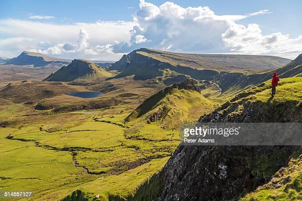 The Trotternish Peninsular, Isle of Skye
