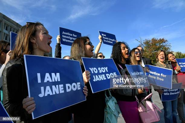 The Trump administration is blocking a young immigrant woman in detention from accessing an abortion Identified as Jane Doe to protect her privacy...