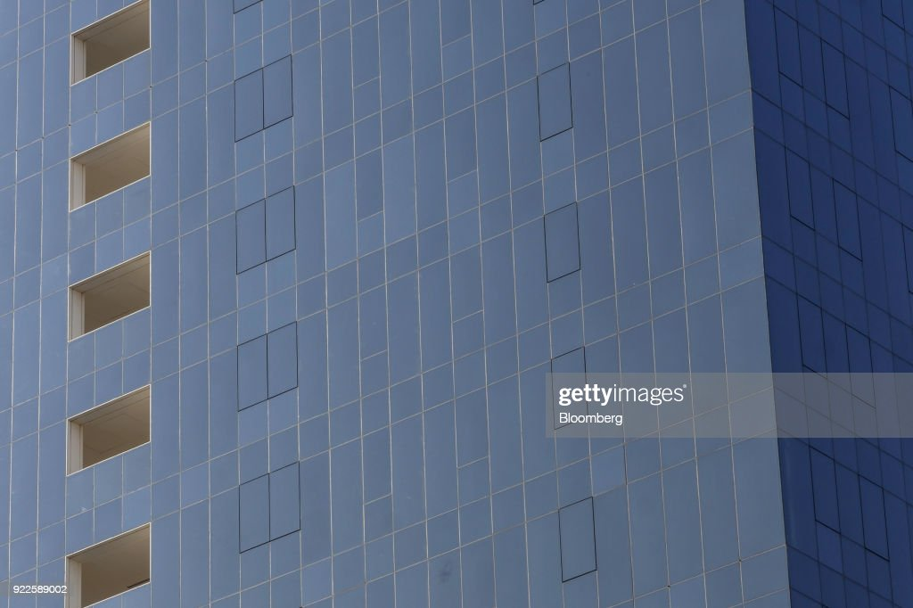 The Trump Towers Pune complex, developed by Panchshil Corp Park Pvt., stands in Pune, Maharashtra, India, on Wednesday, Feb. 21, 2018. Donald Trump Jr. is slated to speak on foreign policy at an event in New Delhi where Indian Prime MinisterNarendra Modiis also scheduled to speak. Photographer: Dhiraj Singh/Bloomberg via Getty Images