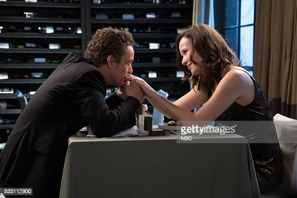 SILENCE 'The Truth' Episode 108 Pictured David Lyons as Jackson Brooks Claire van der Boom as Marina