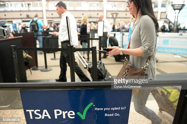 The TSA Pre Check is growing in popularity as travelers are looking ways to improve their times getting through long securityscreening lines At...