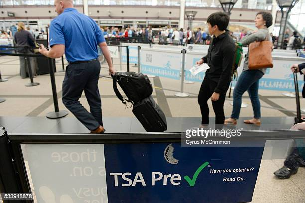 The TSA Pre Check is growing in popularity as travelers are looking ways to improve their times getting through long security screening lines At...