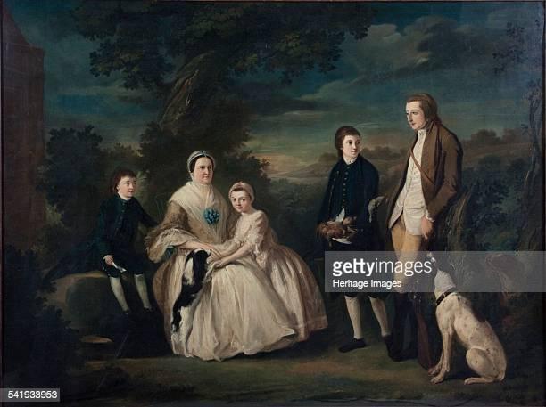 The Tudor Family' 17611791 Artist Pierre Etienne Falconet