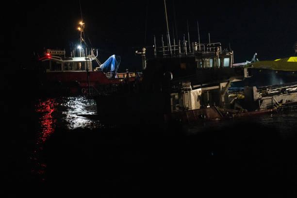 BGR: Stranded Vera Su Ship Saved By Italian Barge
