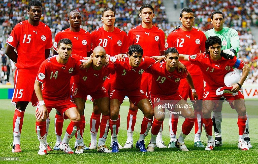 Group H Ukraine v Tunisia - World Cup 2006 : Photo d'actualité