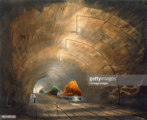 The Tunnel' Liverpool and Manchester Railway 1833 The world's first intercity railway the Liverpool Manchester Railway opened on 15 September 1830...