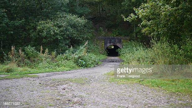 The tunnel where the Airborne Recce Squadron were ambushed by the Germans