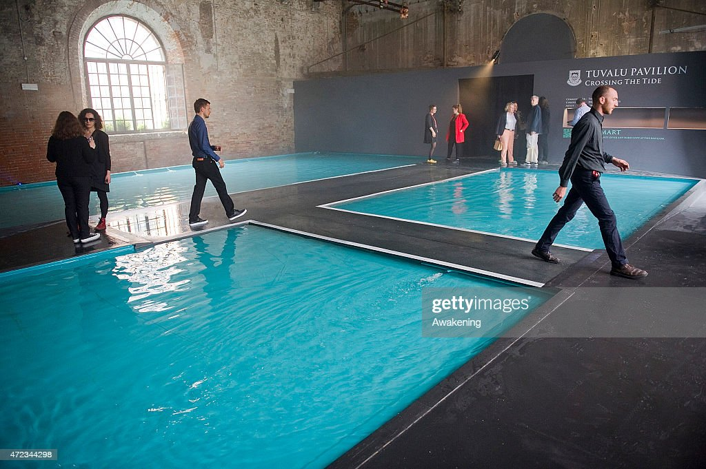 Arsenale - Previews - The 56th International Art Biennale : News Photo