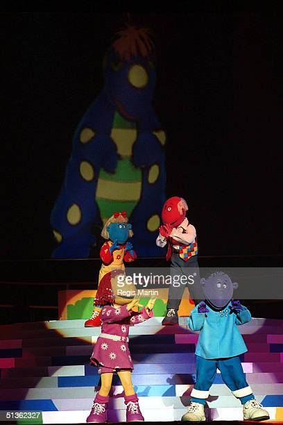 MAY 1 2002 The TWEENIES in live concert at the Rod Laver Arena in Melbourne Last year in UK the Tweenies sold more records and concert ticket than...