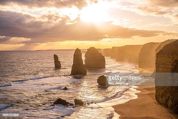 The Twelve Apostle of Australia.