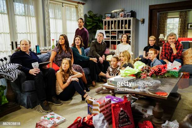 """The Twelve Shorts of Christmas"""" -- The holiday spirit is alive, well and wildly different for each member of the Short family, on LIFE IN PIECES,..."""