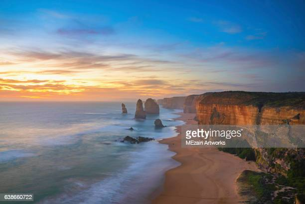The Twelves Apostles, Victoria Australia