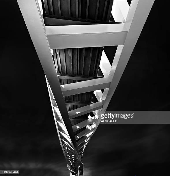The twisted bridge