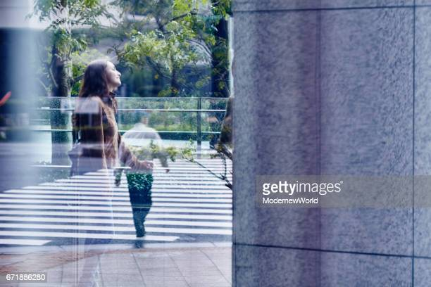 The two people in urban place_24