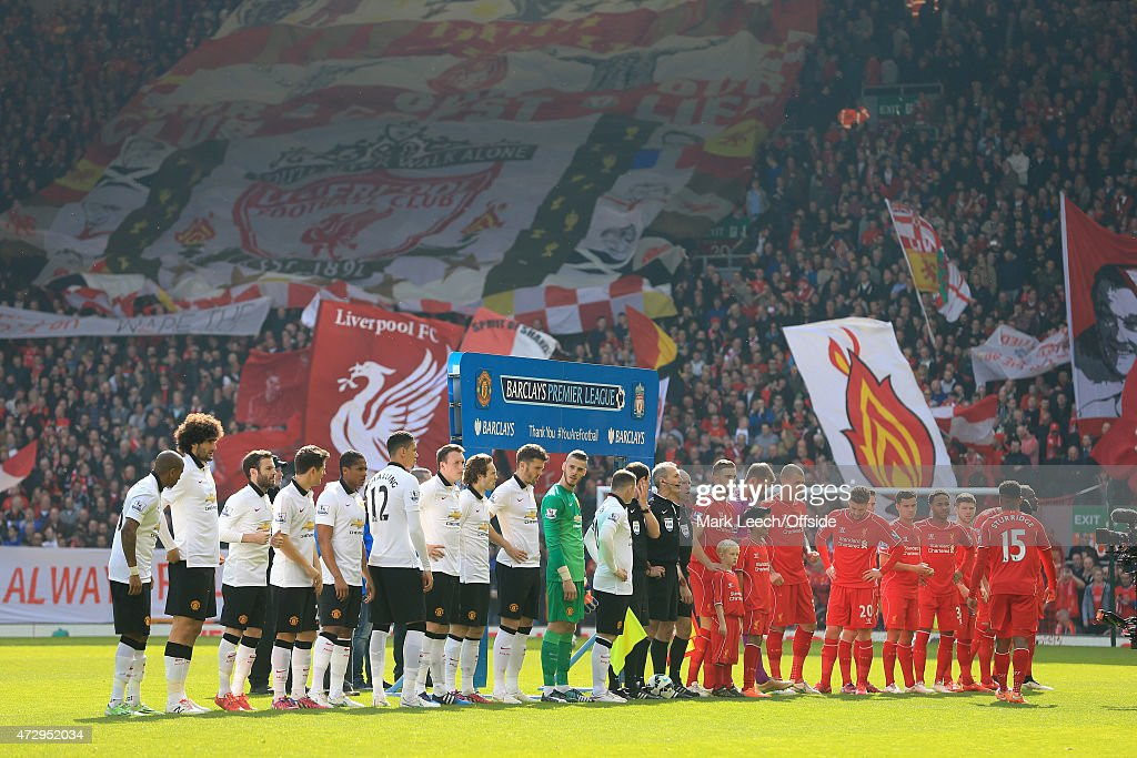 Liverpool v Manchester United - Premier League : News Photo