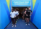 gold coast australia two teams prepare