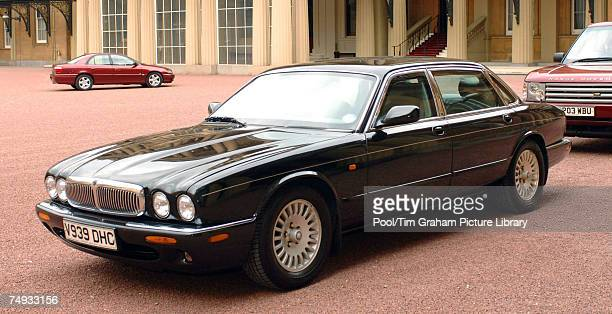 The two vehicles which transported new Prime Minister Gordon Brown to and from an audience with the Queen at Buckingham Palace Gordon Brown arrived...