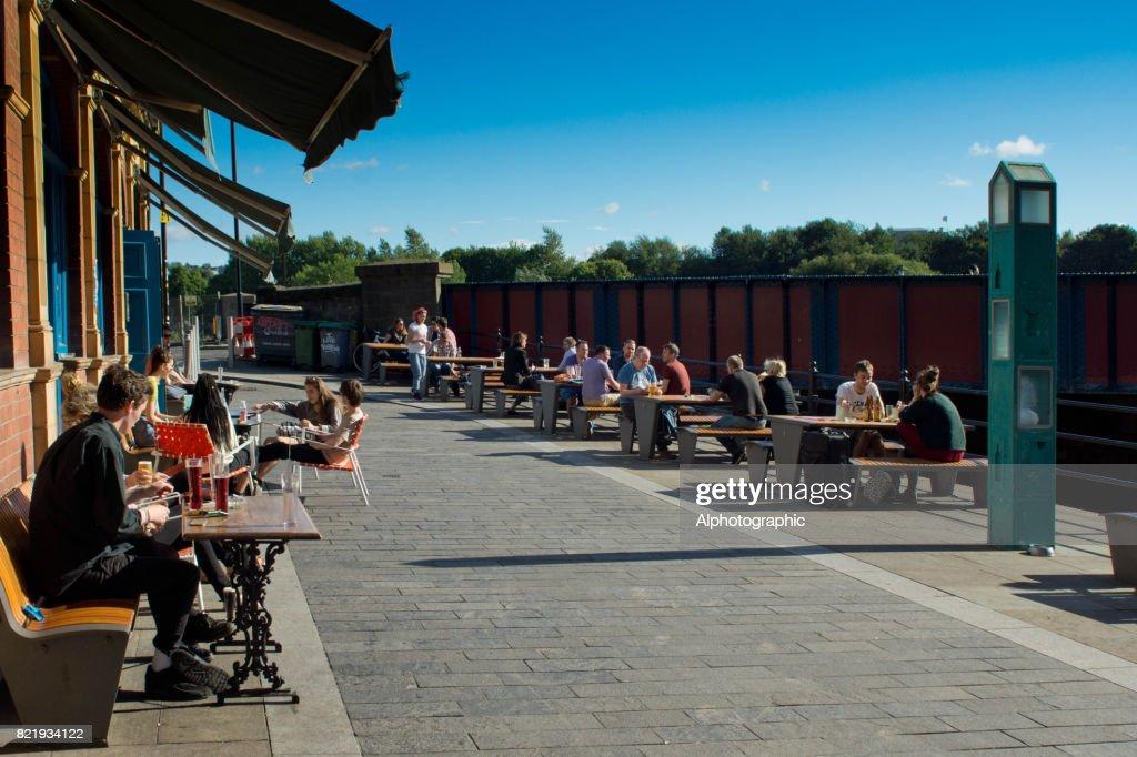The Tyne Bar Newcastle : Stock Photo