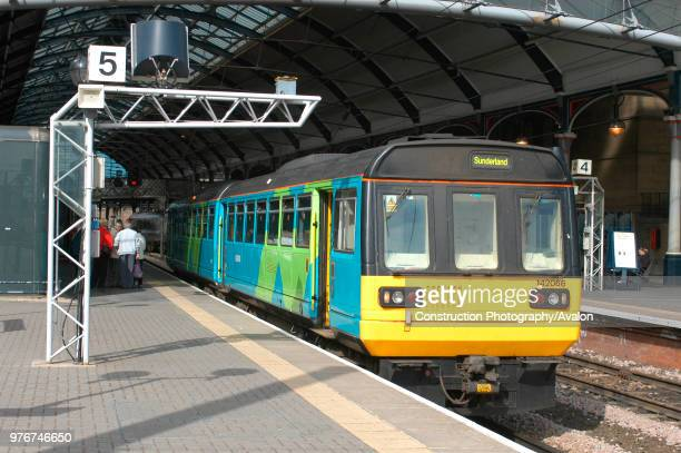 The Tyne & Wear Metro sponsors railway services in addition to operating the tramway network centred on Newcastle. The Hexham - Sunderland service...