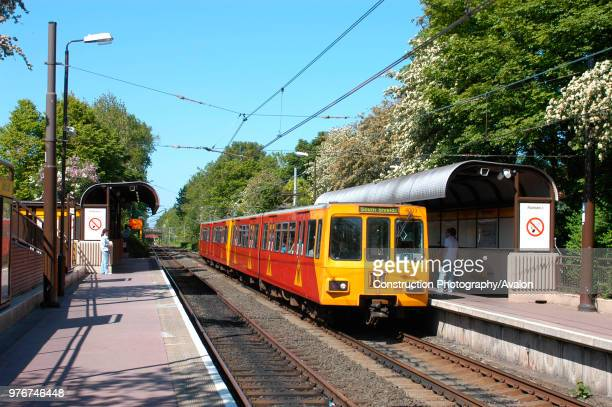The Tyne & Wear Metro tramway system is centred on Newcastle and uses much of the old NER suburban electric network that was de-energised in the late...