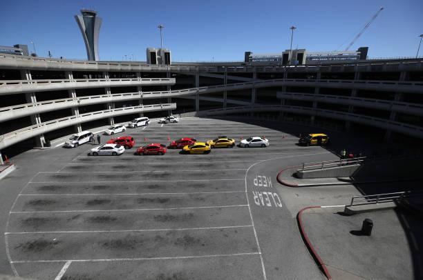 USA: Airports Across Country See Dramatic Slowdown Over Coronavirus Impacts On Travel