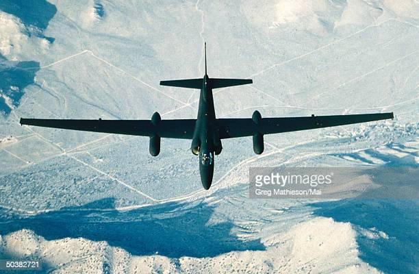 The U2 reconnaissance spy plane