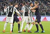 uefa champions league football match between